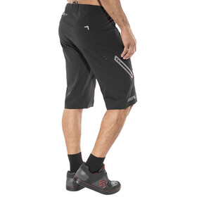 100% Celium Enduro/Trail Shorts Men black charcoal